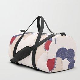 Swedish Christmas 3 Duffle Bag