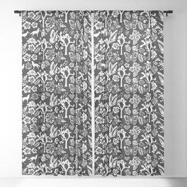 "Joshua Tree Pattern ""Yucca Bali"" by CREYES Sheer Curtain"