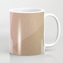 Sun Light - Soft Geometric Abstract Drawing Coffee Mug