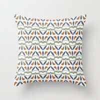renaissance Throw Pillows featuring Renaissance by v-studio