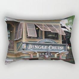 Jungle Cruise Rectangular Pillow