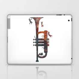Jazzed Laptop & iPad Skin
