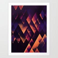 Cyve Lyfe Art Print