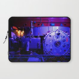 Synchrocyclotron #1 Laptop Sleeve
