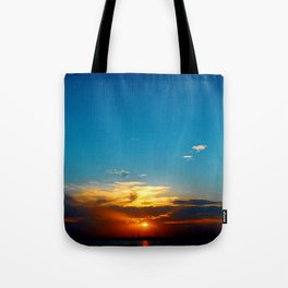 Sunset 071318 Abilene, Texas Tote Bag
