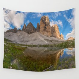 Dolomites 07 - Italy Wall Tapestry