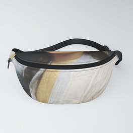 Jules Lefebvre - The Feathered Fan Fanny Pack