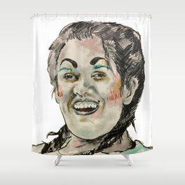 Dopey Abbi Shower Curtain