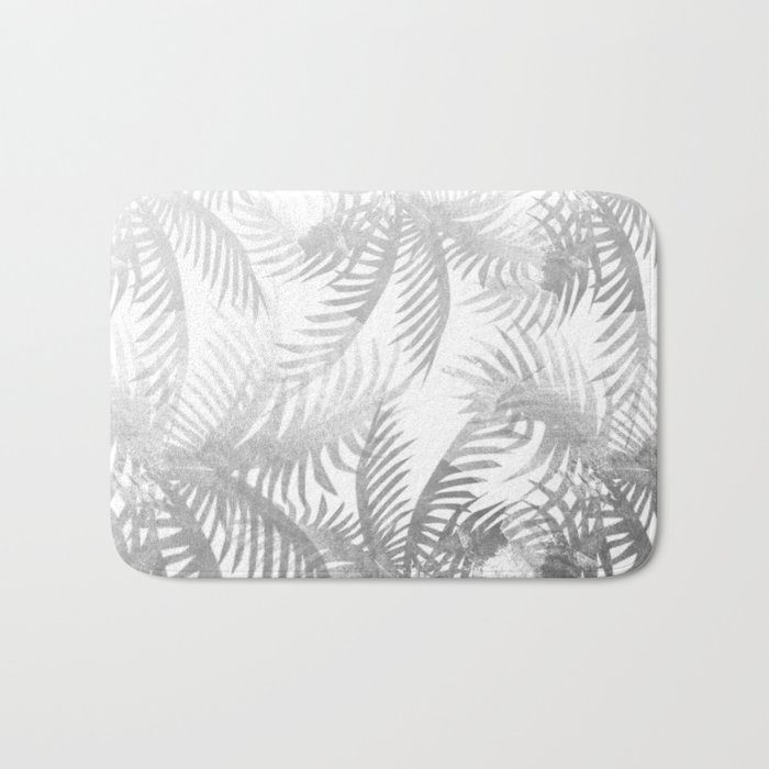 Jungle BW Bath Mat