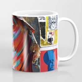 Urban Wall Coffee Mug