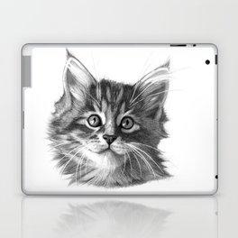 Maine Coon kitten G114 Laptop & iPad Skin