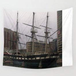 Baltimore, Maryland Wall Tapestry