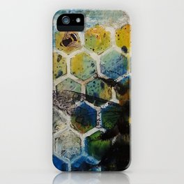 Bee Kind to One Another iPhone Case