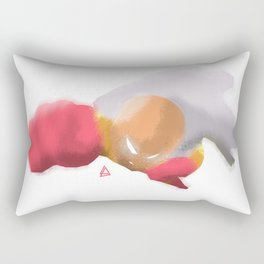One Punch Man minimalist Splash Poster !  Rectangular Pillow