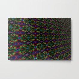 Colorandblack serie 51 Metal Print