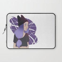 Dark Horned Beanie Laptop Sleeve