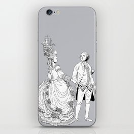 Duke and Duchess iPhone Skin