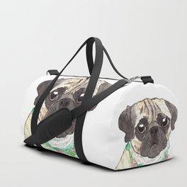 Pug Duffle Bag
