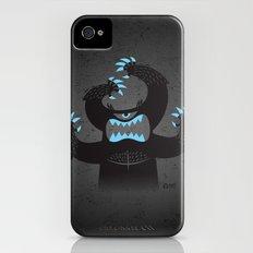 Monster In My Pants iPhone (4, 4s) Slim Case