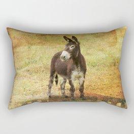 old portrait Rectangular Pillow