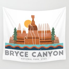 Bryce Canyon National Park Utah Graphic Wall Tapestry