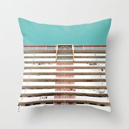 HDB 2 Throw Pillow