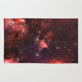 The Cat's Paw Nebula Rug