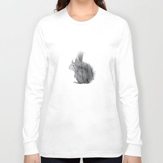 Up The Branches Long Sleeve T-shirt