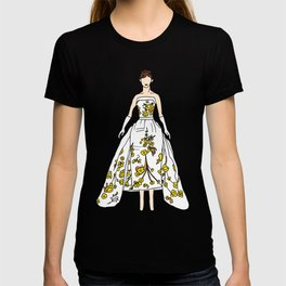 Audrey Vintage Retro Fashion 2 T-shirt
