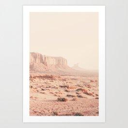 Monument Valley IV Art Print