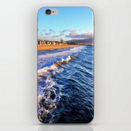 "Hermosa Beach ""On the Pier 2"" iPhone Skin"