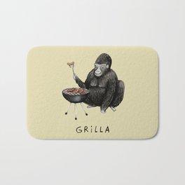 Grilla Bath Mat