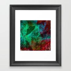All  Those Butterflies Framed Art Print