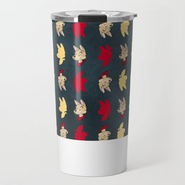 Ooboo and friends: Ooboo Poster Travel Mug