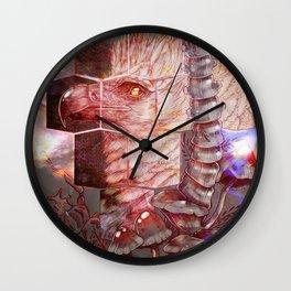 Harpy Eagle Wall Clock