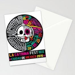 La Catrina Fest MX 2015 Stationery Cards