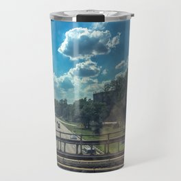 View From A Train Travel Mug