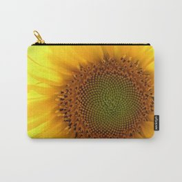 sunflower1 Carry-All Pouch