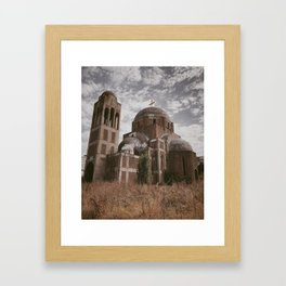 PRISTINA Framed Art Print