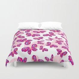 Little Butterflies Duvet Cover