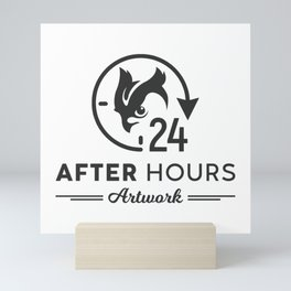 AfterHours Design Mini Art Print