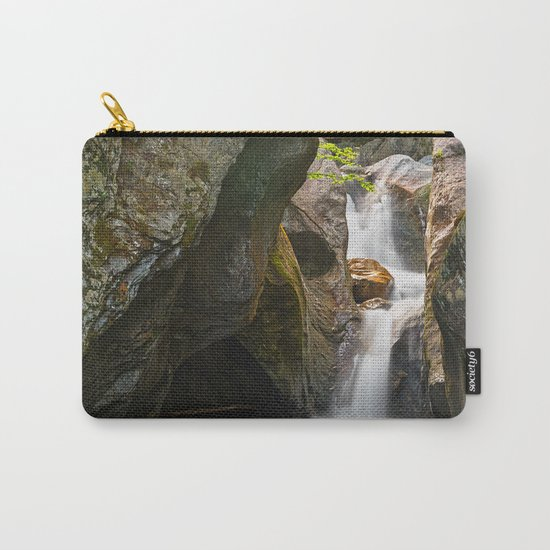 Texas Falls Carry-All Pouch
