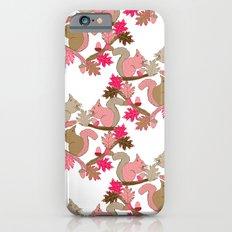 Squirrels iPhone 6s Slim Case