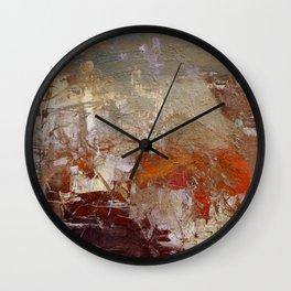 Paraguayan War Wall Clock