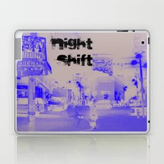 night shift Laptop & iPad Skin