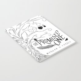 The Promised One (The Chalam Færytales, Book I) Notebook