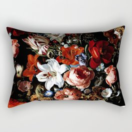 Night Garden XXXVIII Rectangular Pillow