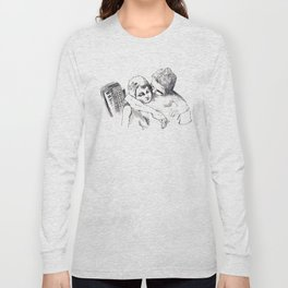 love me tender 2 Long Sleeve T-shirt