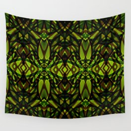 Fractal Art Stained Glass G313 Wall Tapestry