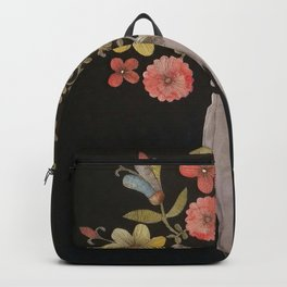 Also Flowers Growing In All The Wrong Places Backpack